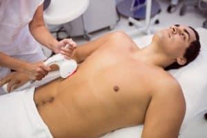Body laser hair removal men Lahore