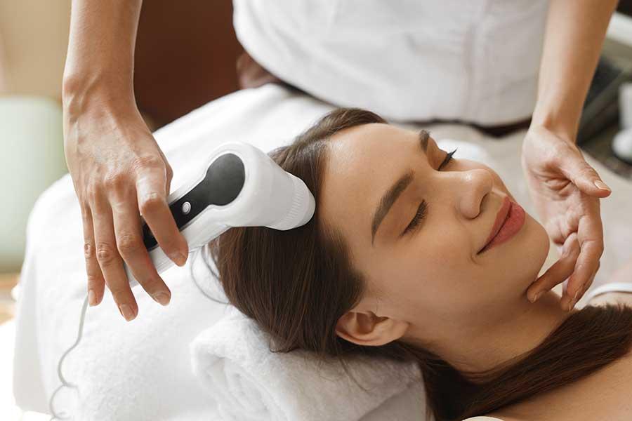 Scalp treatment for hair fall